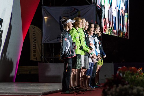 IFSC World Cup Chamonix 2015