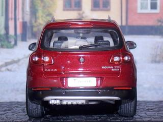 VW Tiguan - 2007 - Minichamps