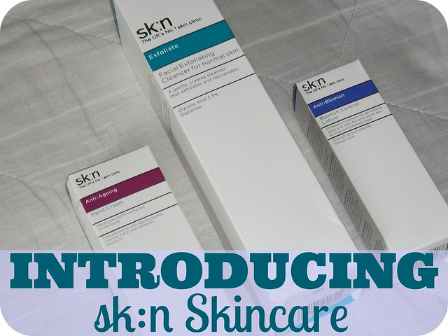 Introducing skn Skincare