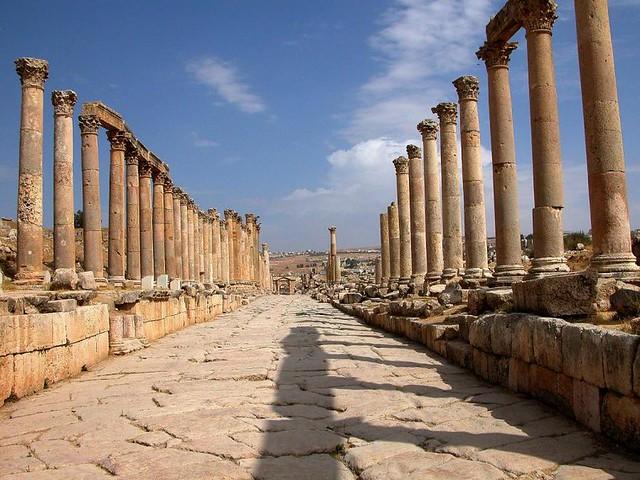 Jerash (Jordania)