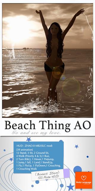 Beach Thing AO @ Collbor88
