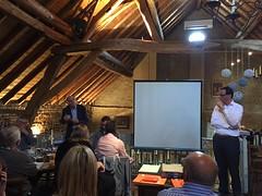 2015.06.20|Ontbijtgesprek met lokale CD&V voorzitters Vlaams-Brabant