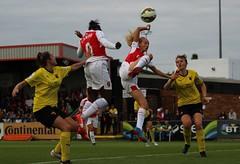 Arsenal Ladies Vs Watford