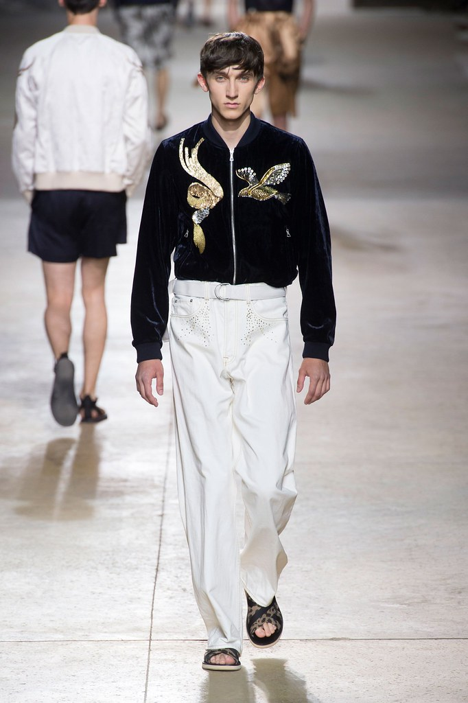 SS16 Paris Dries Van Noten046_Michael Bernasiak(fashionising.com)