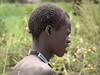 Muchacho de la tribu tsemay (Rio Omo-Etiopia)
