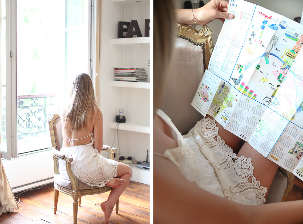 Cœur Vue Habitat Parisien apartment