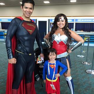 Super Family! #ComicCon #SanDiego #sdcc2015