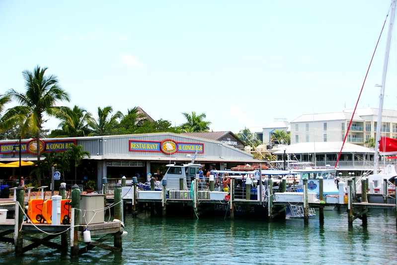 Conch Republic Seafood Company, Key West