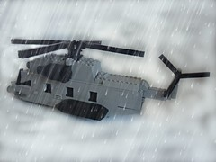 Sikorsky CH-53E (4500X)