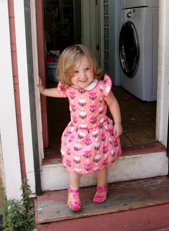 Birthday Hanami Dress