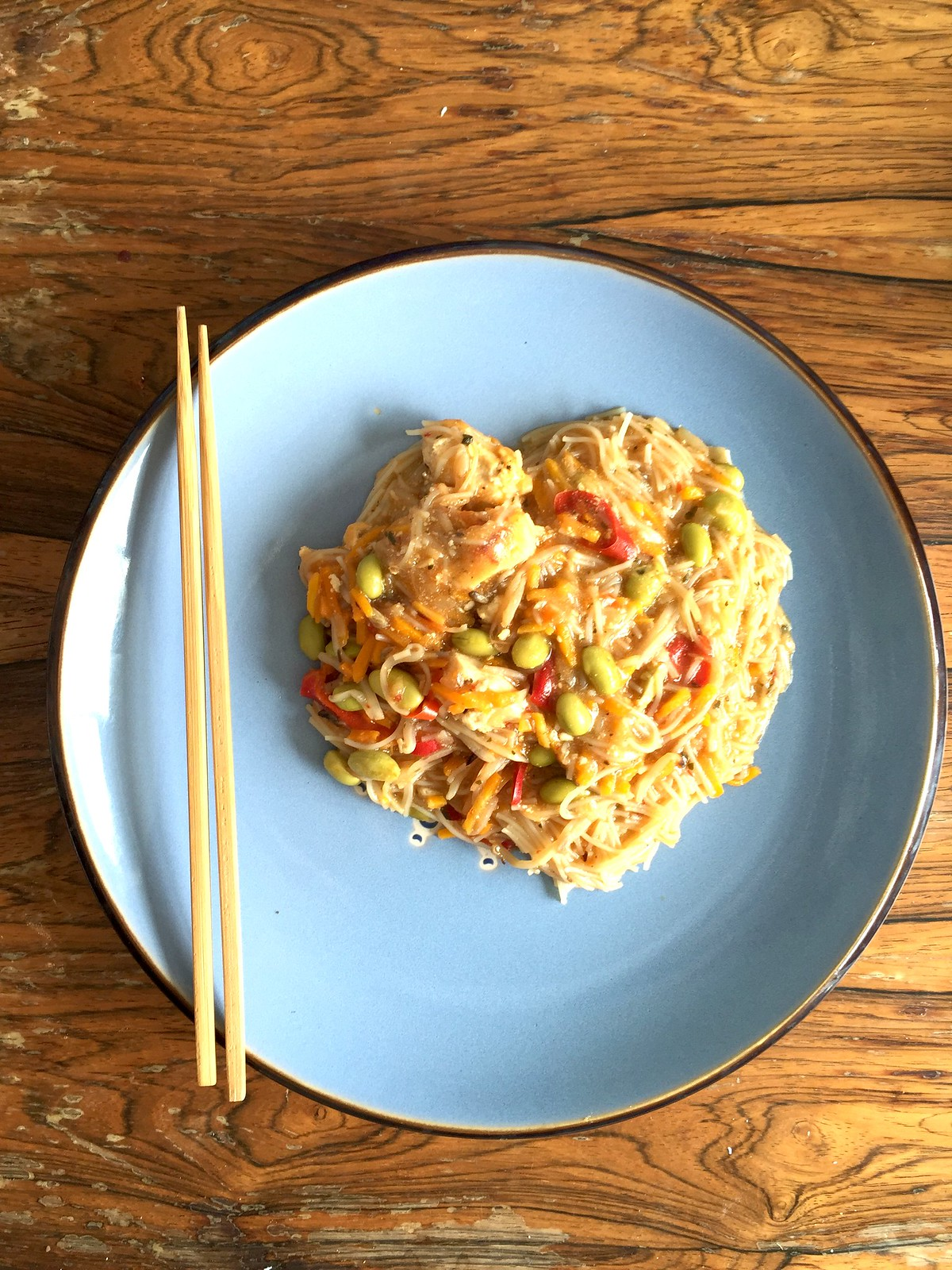 Kirsty's Gluten Free Ready Meals - Asian Chicken Noodles