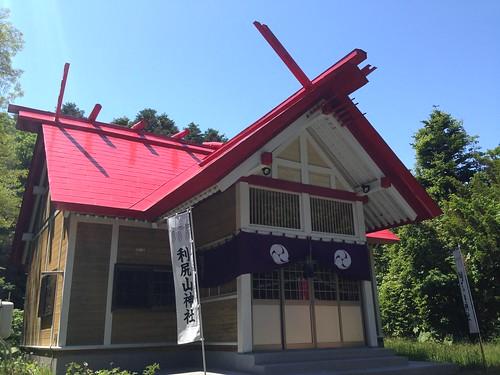 rishiri-island-rishiriyama-shrine-yashiro