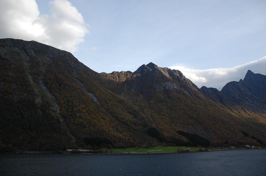 Más fiordos
