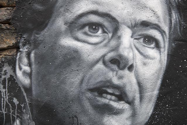 James Comey, painted portrait _DDC0019