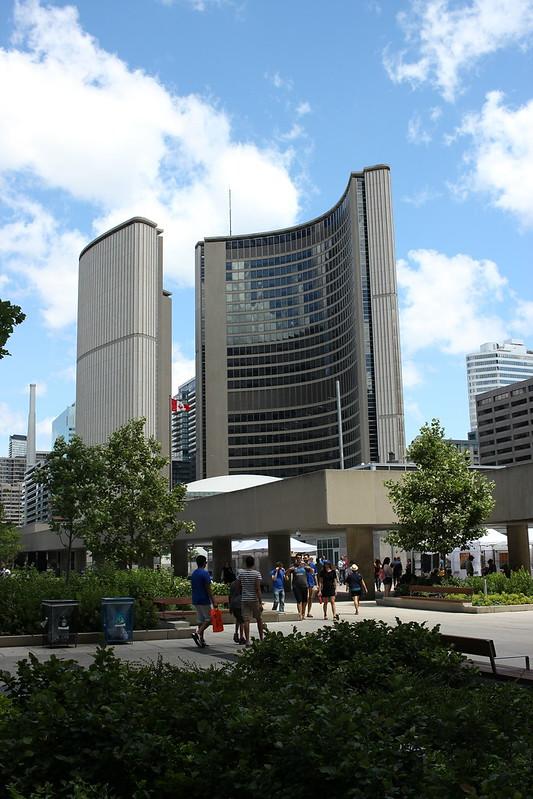 Postales de Toronto