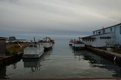 Fishing Boats - Bayfield, WI