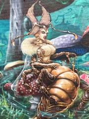 Graffiti in The Bronx