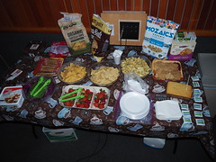 Q2034755 SBAU meeting snacks