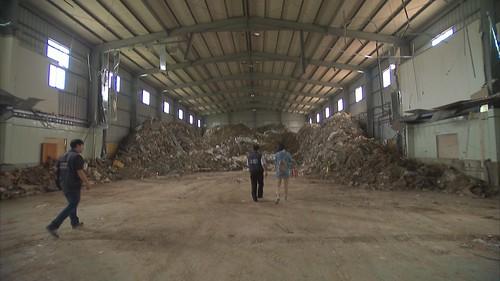 有毒事業廢棄物,為什麼會被棄置於私人土地或廠房?圖片來源:我們的島