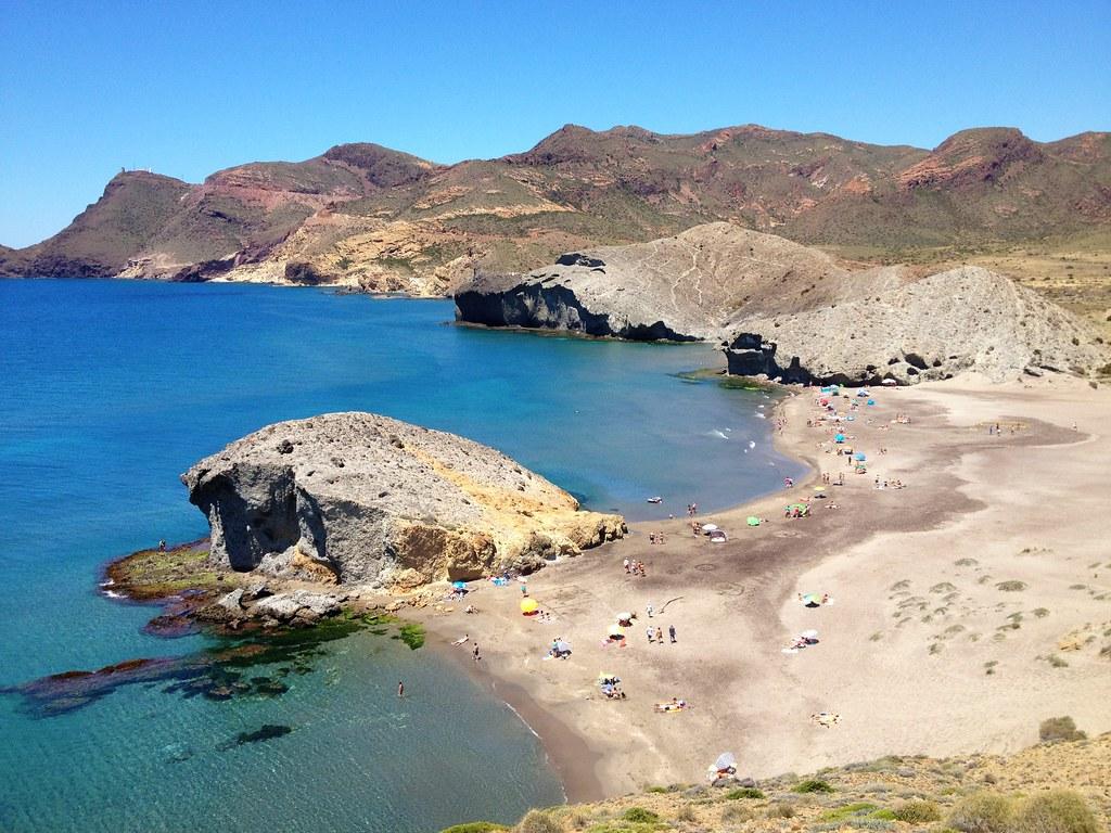 Playa del Mónsul - Cabo de Gata