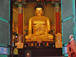 The Middle Buddha
