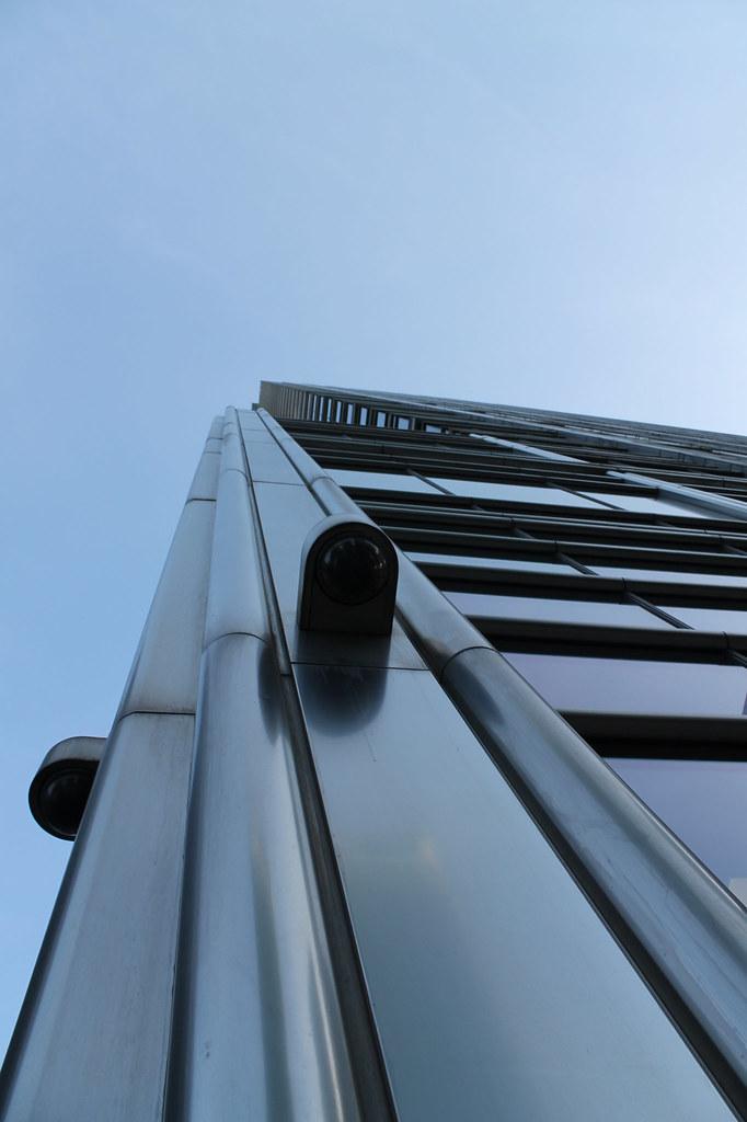 HSBC Bank building- London | Hannah Desmond | Flickr