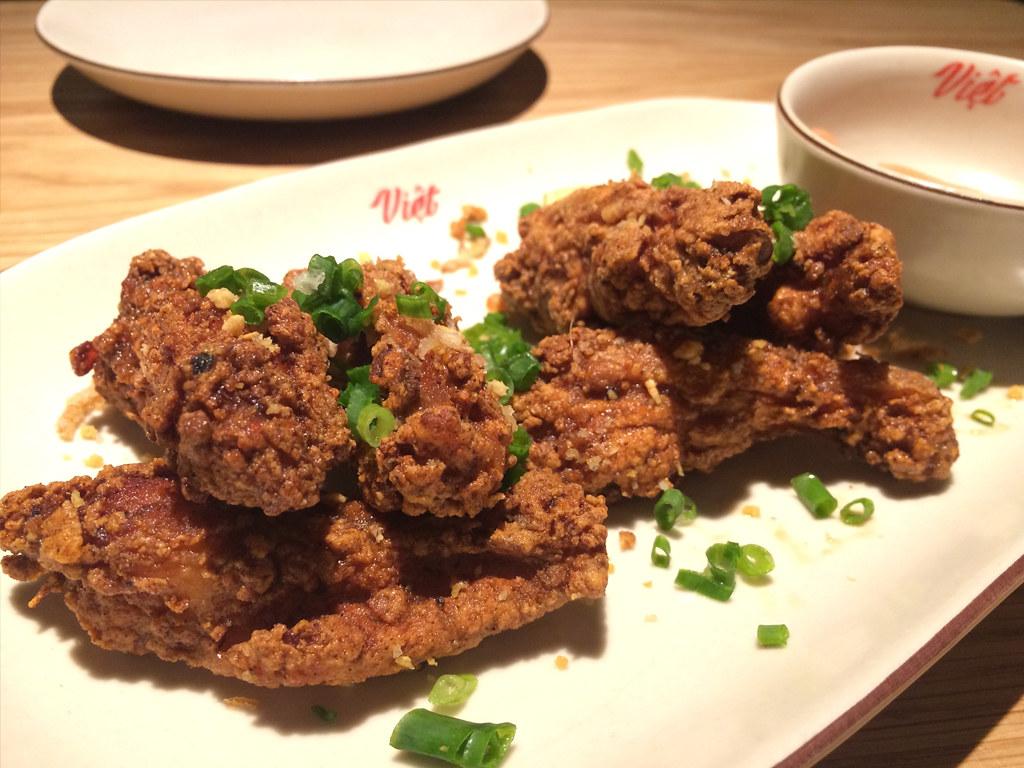 Viet Kitchen - Caramel Chicken Wings
