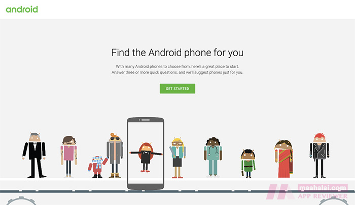 Find the Android phone for you
