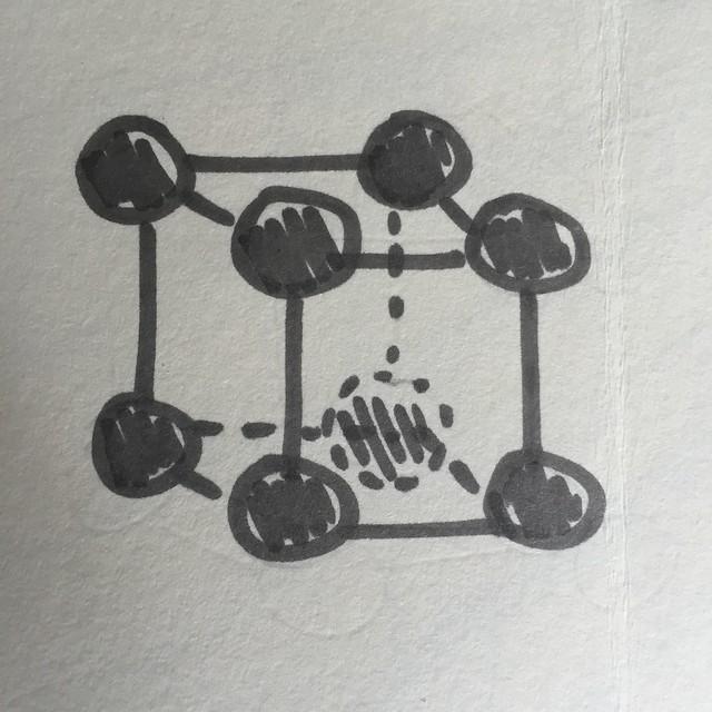 SC unit cell
