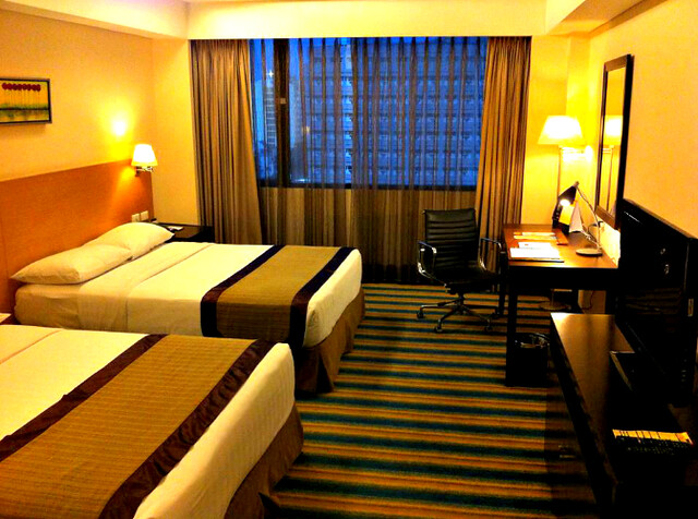 luxent hotel in quezon city