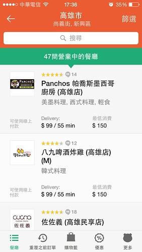 附近有開的餐廳,有我喜歡的佐佐義!@foodpanda空腹熊貓外送