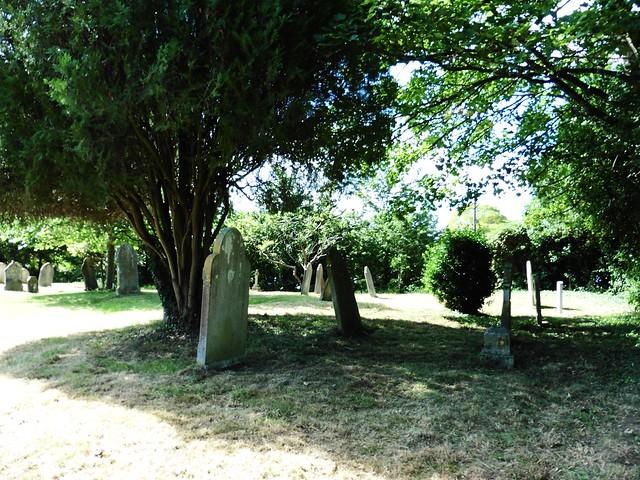 Winchester Graveyard