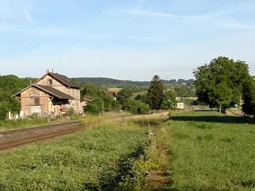 🇫🇷 Video: SNCF BB 67571 + TER 830905 te Domfessel
