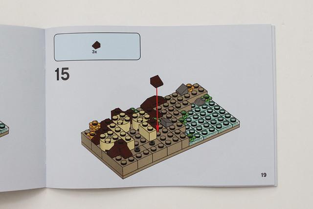 Οδηγίες για το Star Wars SDCC 2015 Dagobah Mini-Build 19541935998_fe18edf559_z