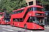 Arriva London North Borismaster LT 470 (LTZ 1470), Angel 09/07/2015