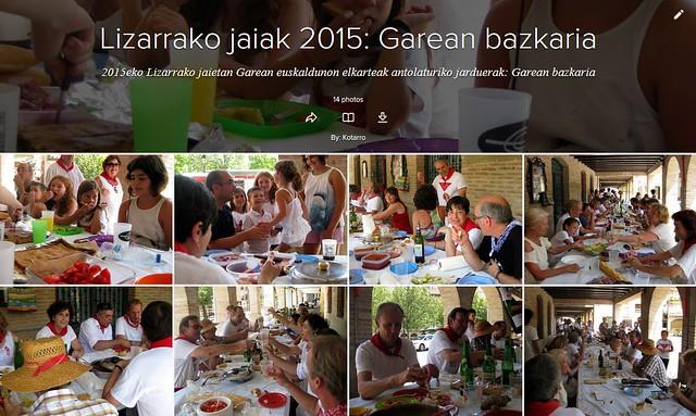 Garean Bazkaria