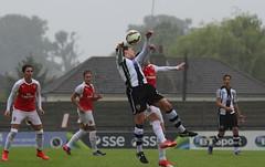Arsenal Ladies Vs Notts County