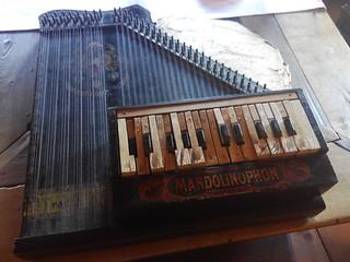 Mandolinófono