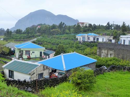 Co-Jejudo-Seogwipo-Sentier Olle 10-Sanbangsan (3)