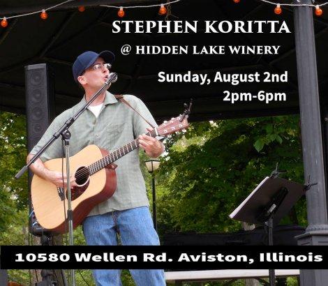 Stephen Koritta 8-2-15