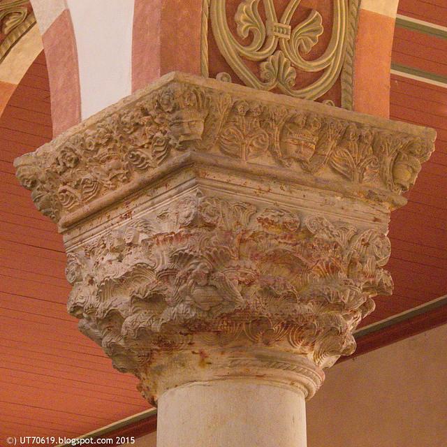 St. Michaelis Säule1