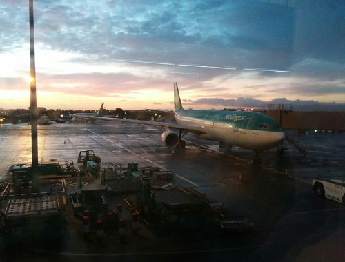 Dublin Airport Gate 409
