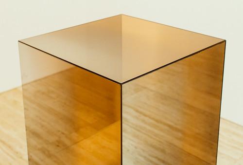 """Cube #9 (amber)"""