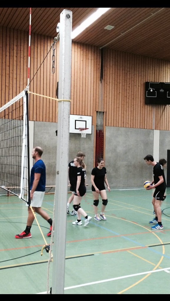 Volleynight 2015
