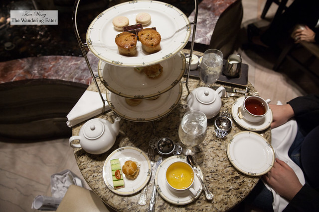 Our afternoon tea tier