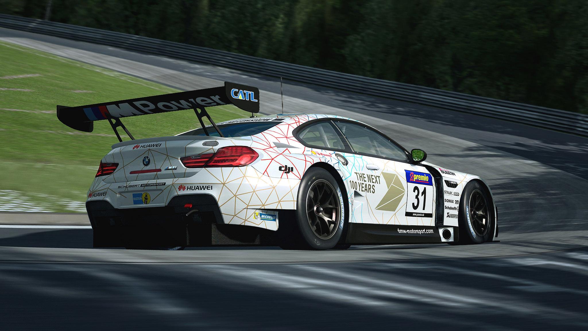 RaceRoom BMW M6 GT3 - 2