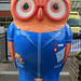 The Big Hoot 2015 – 19. Florence Nightin'owl by Karen Roe
