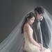 wedding 寵物 婚紗