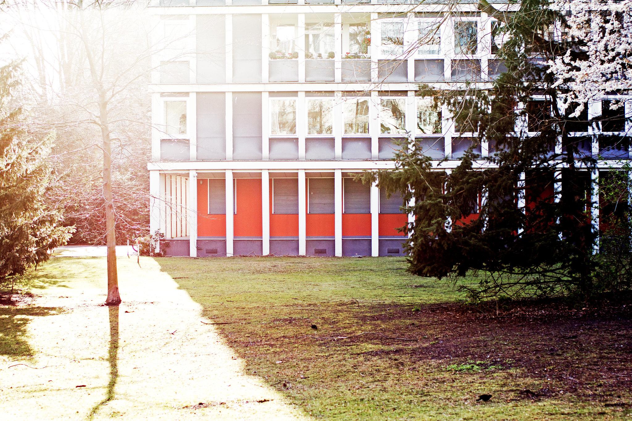 bartningallee 9 //  hansaviertel berlin