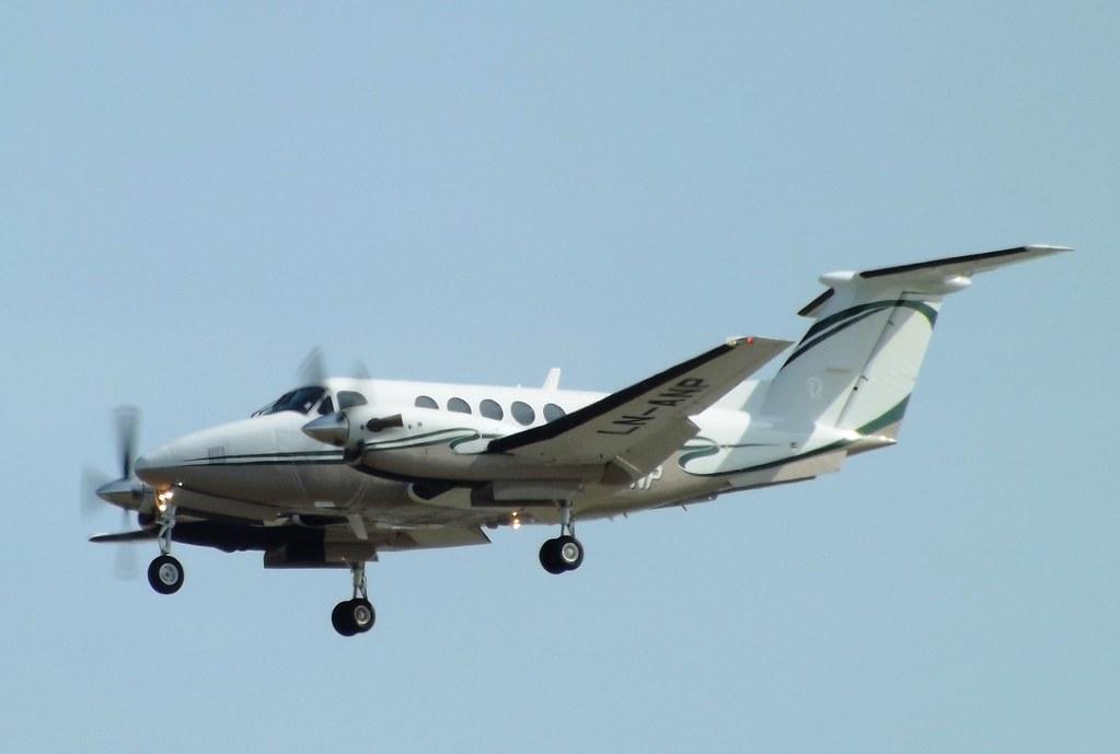 LN-ANP - BE20 - Sundt Air